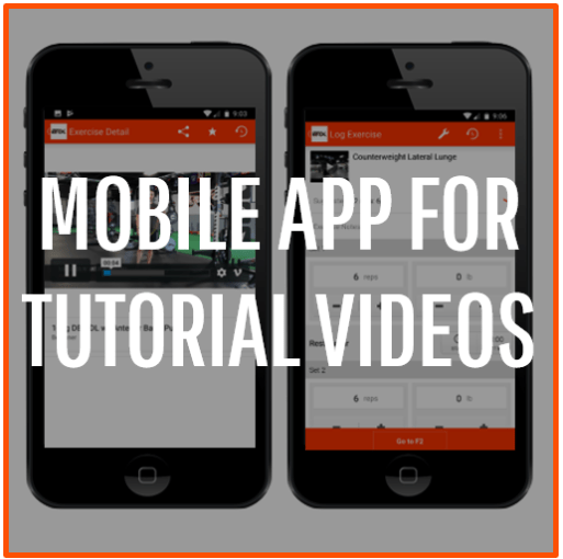 Mobile-App-for-Tutorial-Videos
